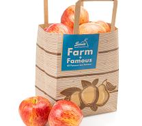 Stemilt Gala Apples Tote Bag 4#