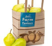Stemilt Bartlett Pears Tote Bag 4#