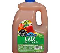 Litehouse Gala Apple Cider 89 oz
