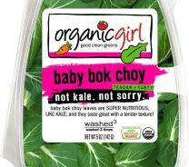 6/5 oz Organic Girl Baby Bok Choy