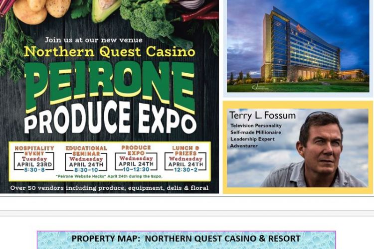 Peirone Expo Spring 2019 - all the 411's you need to have a blast!