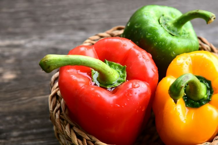 Fresh Take for January: Bell Peppers