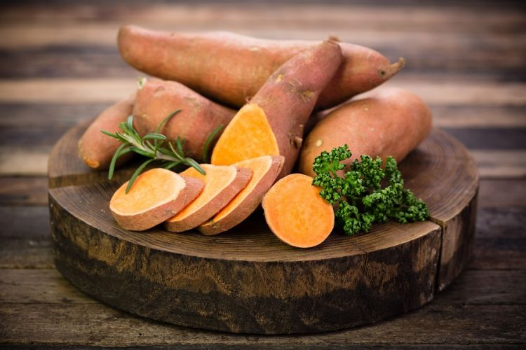 Fresh Take: Sweet Potato