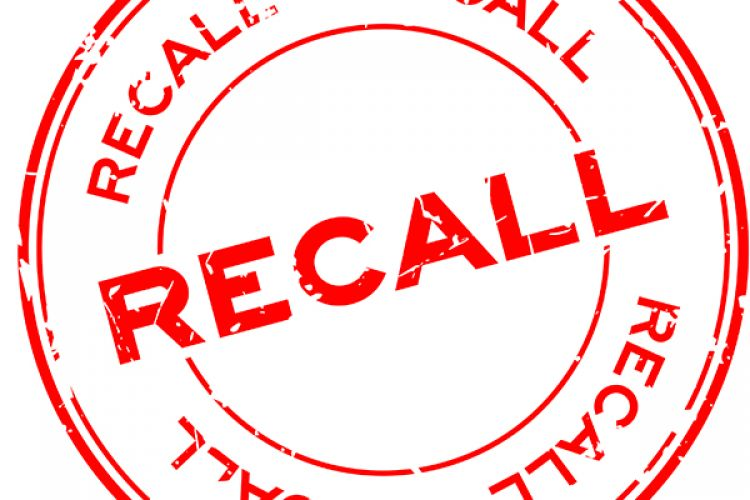 Howard Calcagno Farms: Voluntary recall