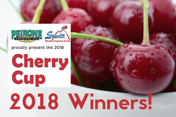 Cherry Cup 2018 Winners Announcement