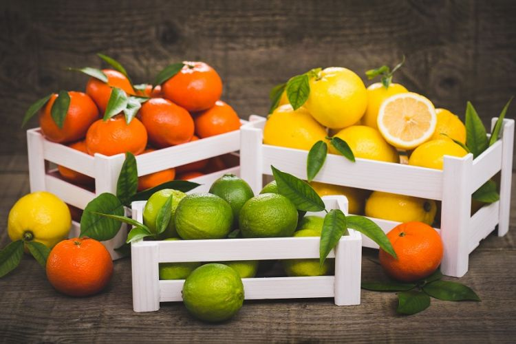 Spending on citrus — A look at mandarin, orange and lemon sales