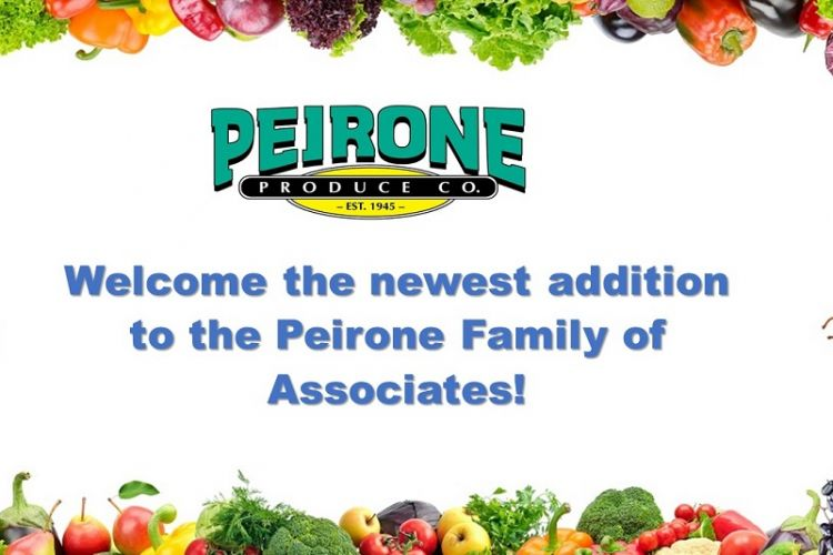 Peirone Produce would like to introduce our new Manager of Quality Control