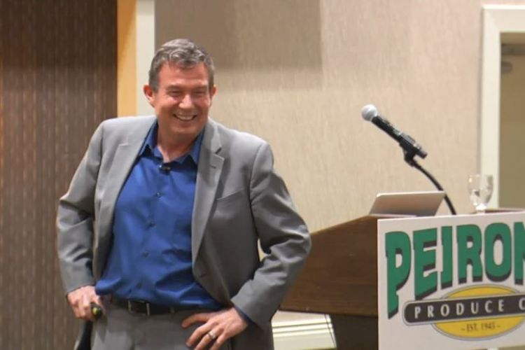 Terry Fossum Presentation Video at Peirone Expo Spring 2019 @NQCR