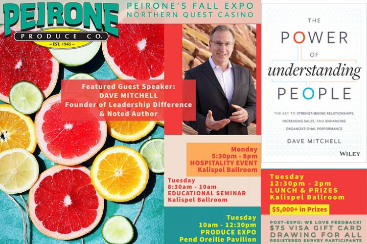 Peirone's Fall Expo 9/23-9/24