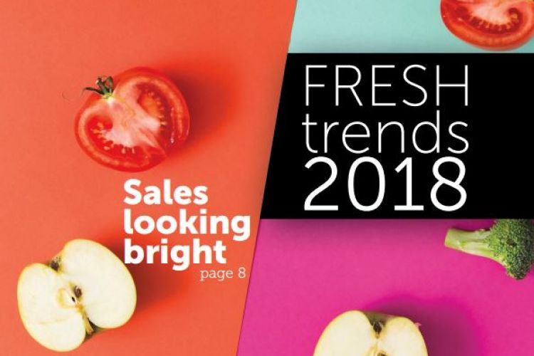 2018 Consumer Produce Trends & Favorites by The Packer
