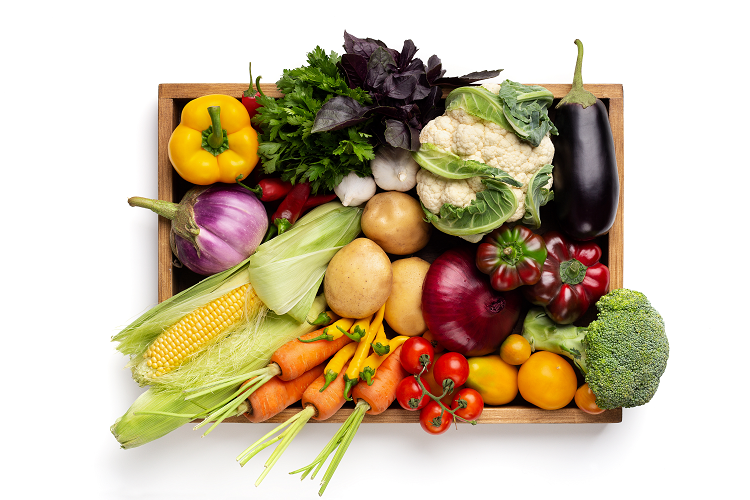 Fresh Veggie Sales Up 16% From A Year Ago