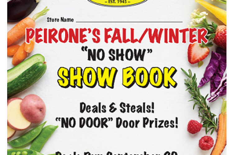 Peirone's Fall/Winter Expo