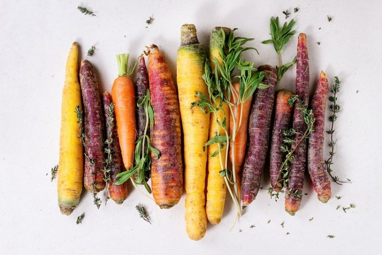 February's Fresh Take: CARROTS