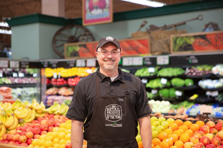 United Fresh 2019 Retail Produce Manager Awards, Chicago Show